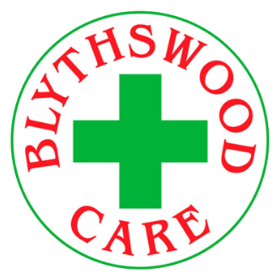 blythswood care charity logo