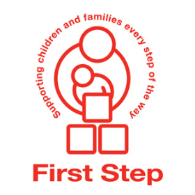 first step charity logo
