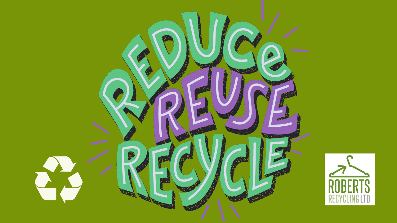 WHAT ARE THE 3 R'S OF RECYCLING?