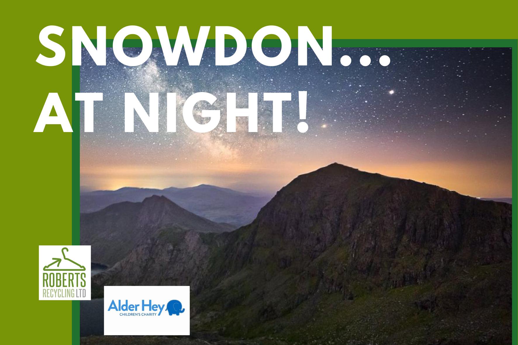 Snowdon With Alder Hey